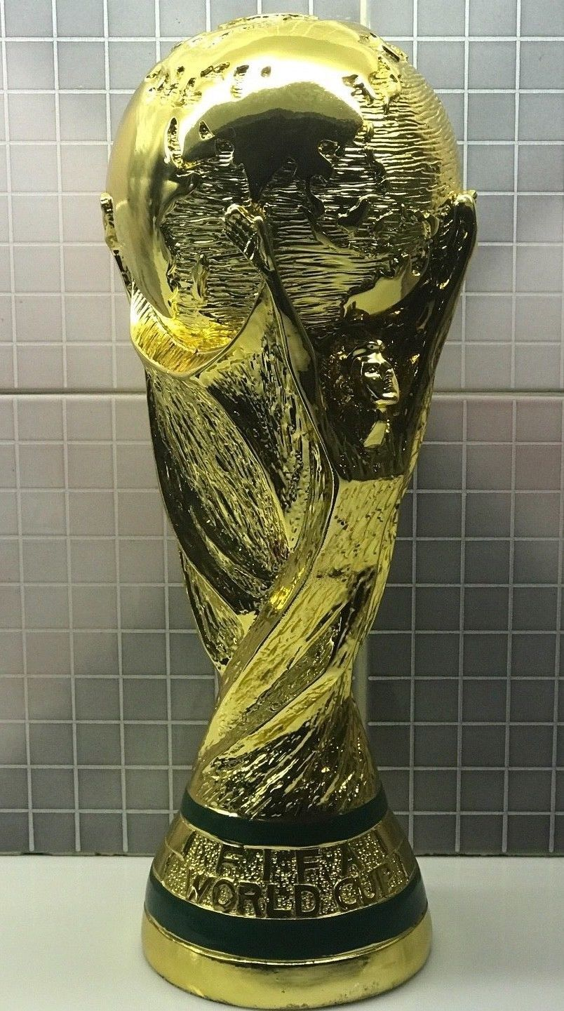 2018 Fifa World Cup Trophy Model Soccer Championship Trophy Fans Souvenir 14 Discount Price 84 78 Free Shipping Buy It World Cup Trophy Fifa World Cup Fifa