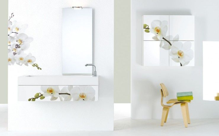 Italian Bathroom Furniture Collection By Branchetti
