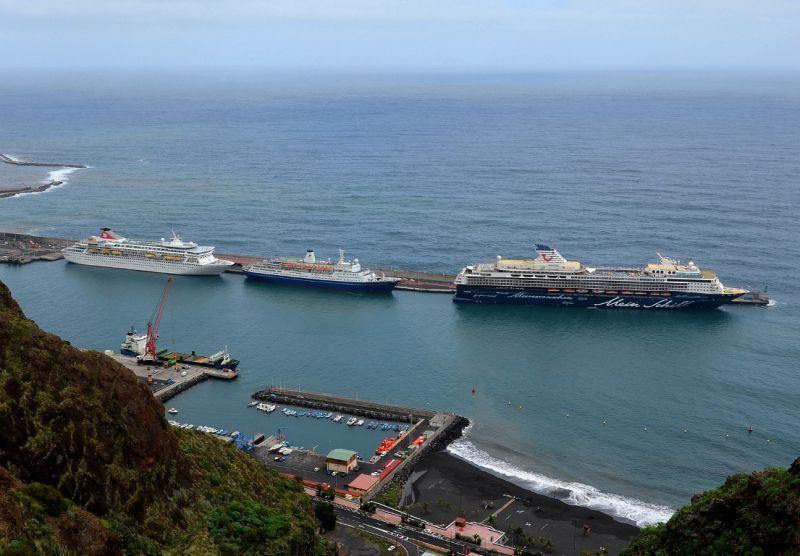 SANTA CRUZ DE LA PALMA Harbour