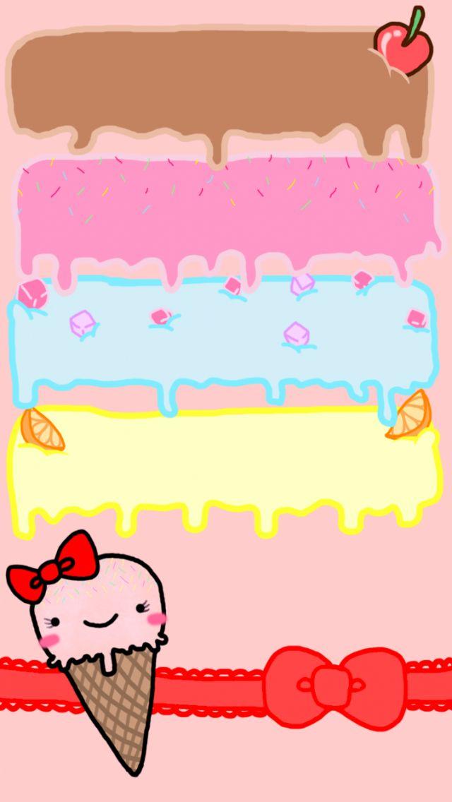 Kawaii Cute Wallpapers Iphone Wallpaper Wallpaper Screen Wallpaper