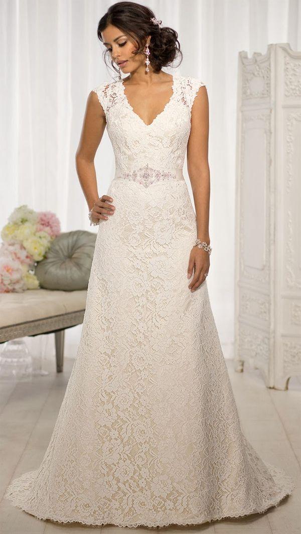 vestido de novia | Gonzales/Davis Wedding | Pinterest | Brautkleider ...