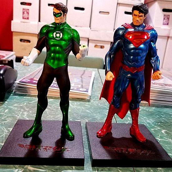 Superman Statue 1//10 Action Figure New PVC Kotobukiya DC Comics New 52 ARTFX