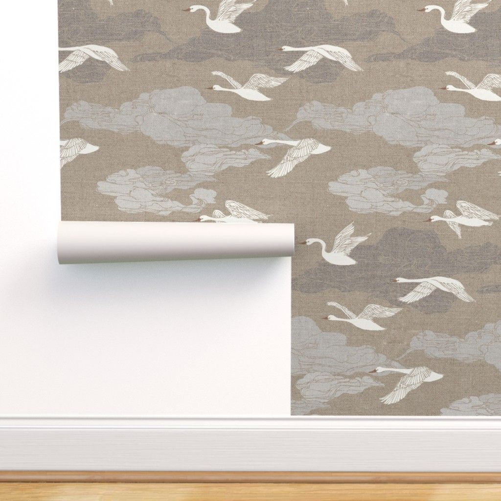 Meet the Isobar durable wallpaper. Custom printed and