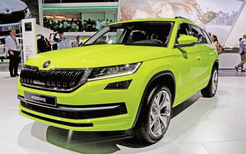 SkodaIndia is New SUV Kodiaq Launched See Price, And
