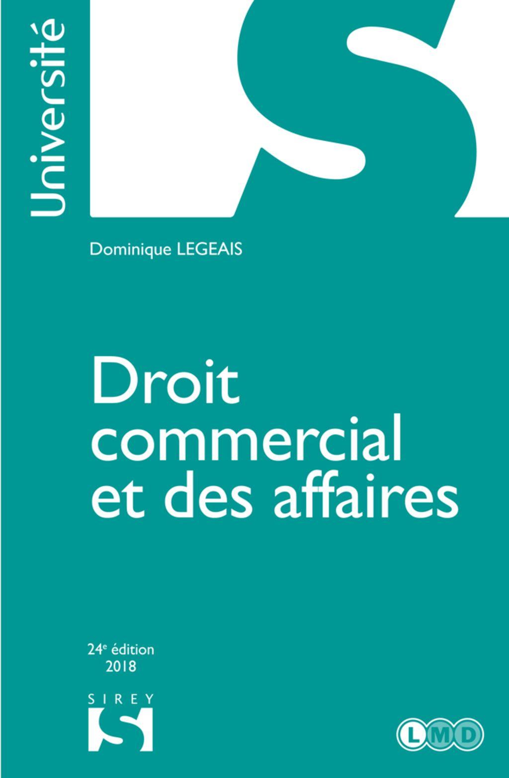 Droit Commercial Et Des Affaires Ebook Books Ebooks Letters