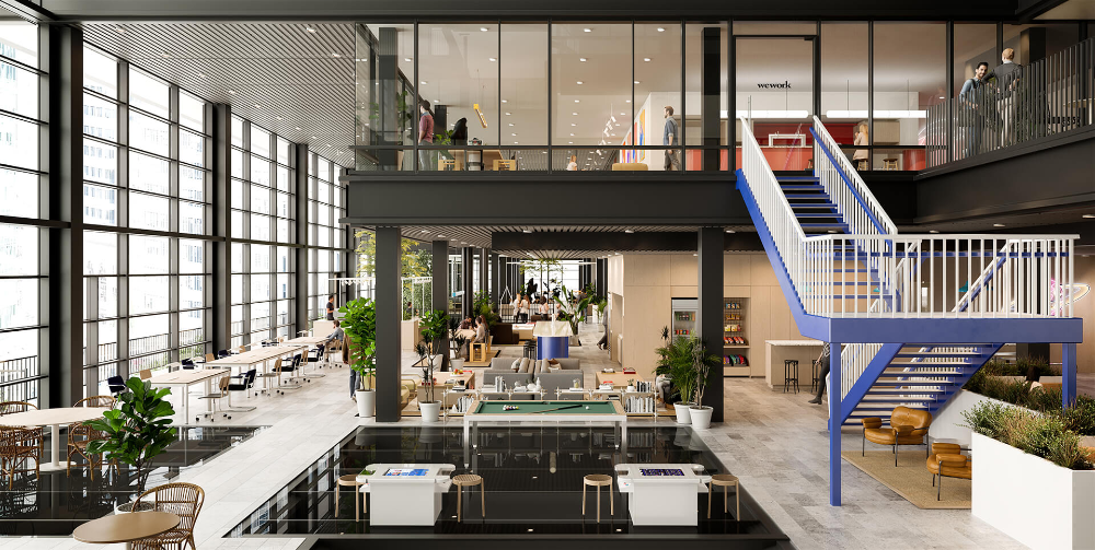 What Wework S Stumble Means For The Design Of Co Working Spaces