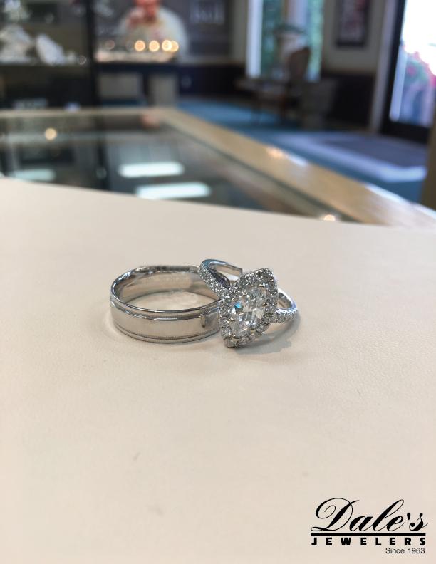 Beautiful Wedding Set 0 Financing Bridal Weddingrings Love Diamonds Wedding Ring Sets Wedding Rings Engagement Raw Stone Jewelry