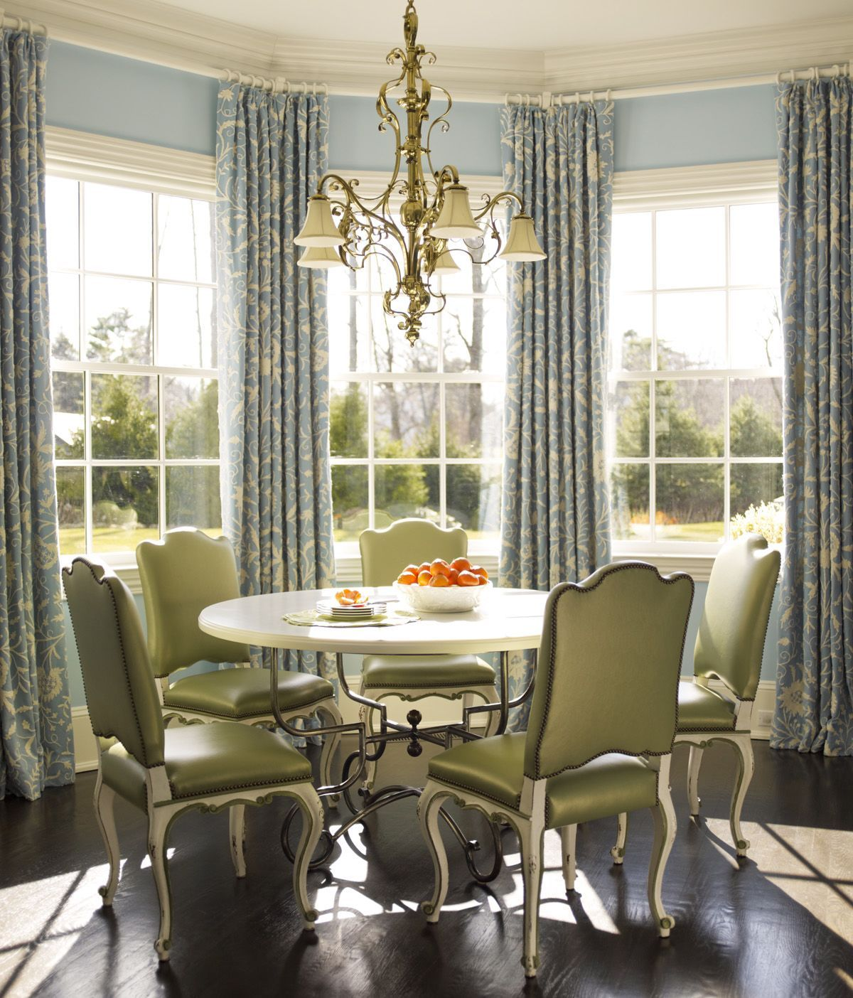 Pin By Wayfair Com On Shop The Look Dining Room Windows French Country Dining Room Dining Room Design