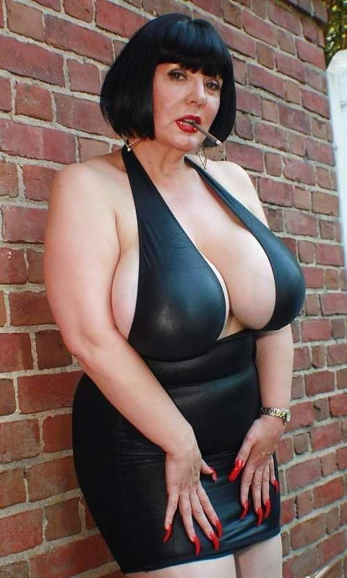 Big for mature woman