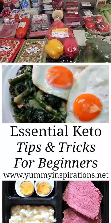 Photo of Keto-Tipps für Anfänger – Tipps und Tricks für den Erfolg einer ketogenen Ernährung