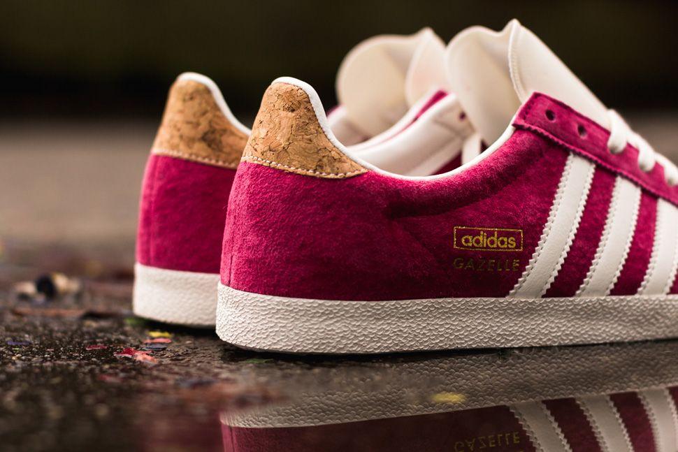 adidas gazelle og sneakers basses femme