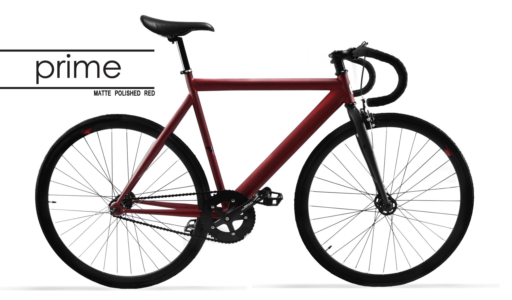 Zycle Fix Prime Series Fixed Gear Single Speed Fixie Bike 309 At