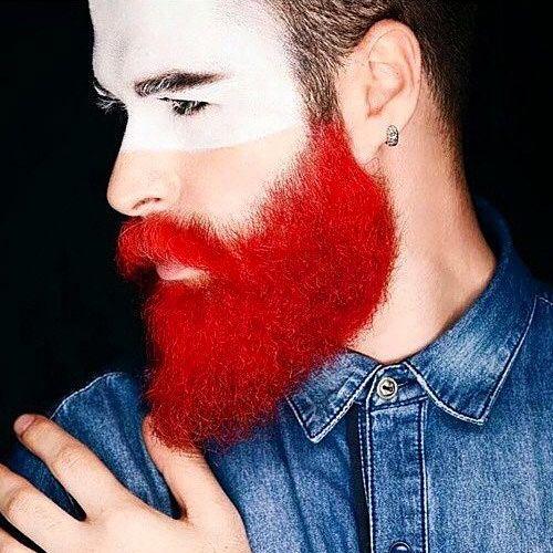 3 Beard Types | Beard types, Bright hair and Facial hair
