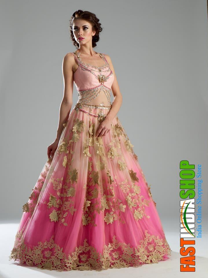 58e6e442e0 Online Shopping India   fastindiashop.com   Indian bridal wear ...