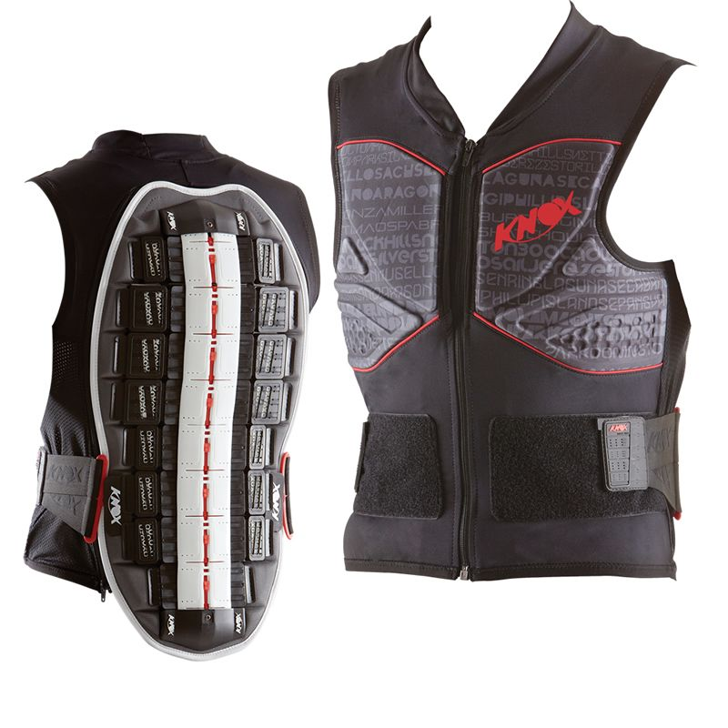 Knox Body armour.