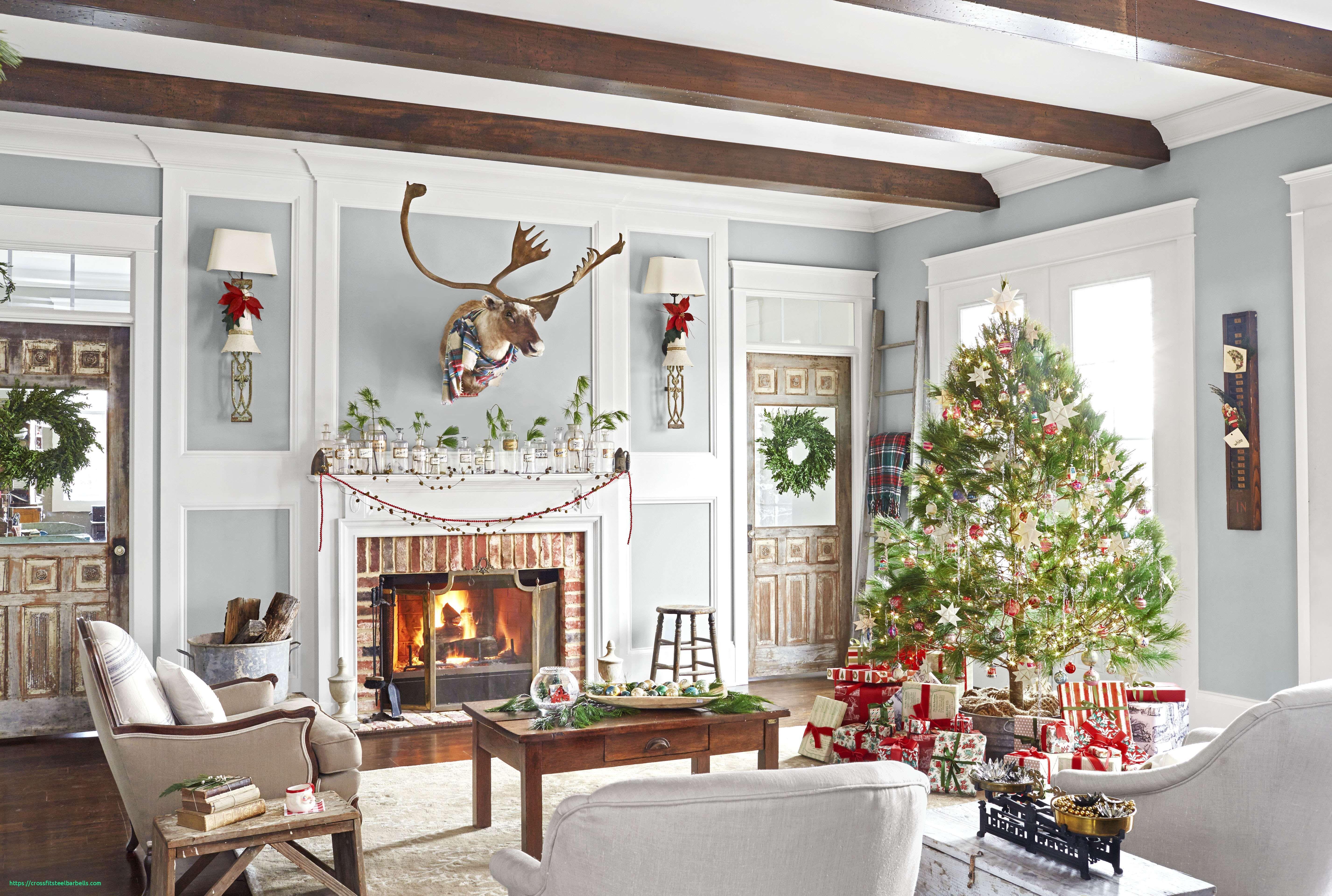 Christmas House Decorating Ideas Inside Elegant Christmas Home