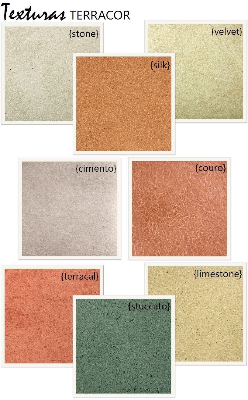 Como Usar As Texturas Da Terracor Nas Paredes Paleta De Cores Terrosas Cores Exteriores Cores Mexicanas