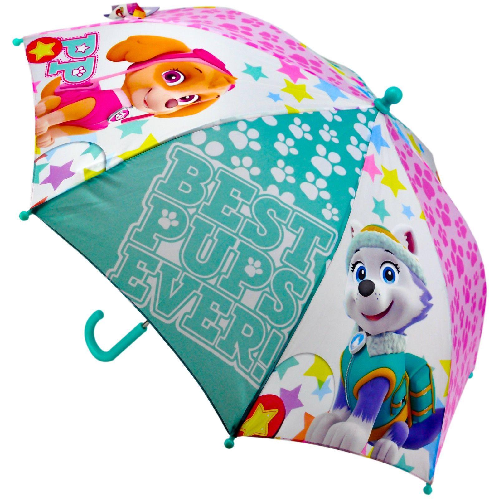 Paraguas de Patrulla Canina - Paw Patrol Skye & Everest