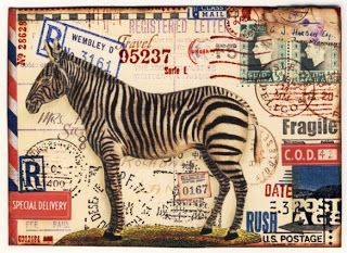 Colorful Adventures: New Mail Art