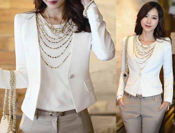 vende liquidación de venta caliente varios colores chaquetas cortas de moda mujer - Buscar con Google ...