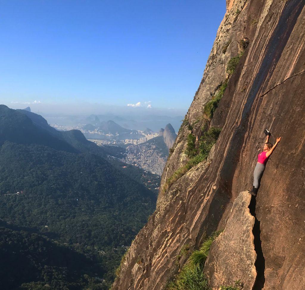 Paredao Da Paredao Da Pedra Da Gavea Rj Fotos Do Rio Rio De