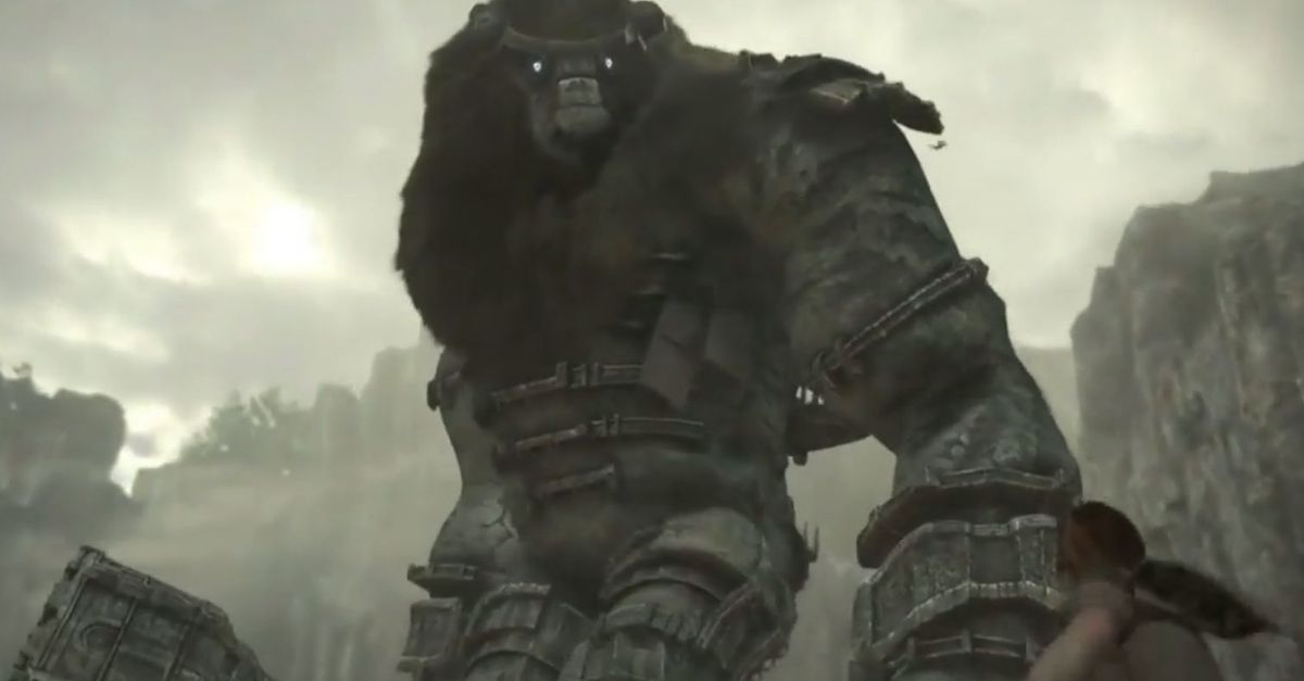 Shadow Of The Colossus PS4 - The truth behind the remaster