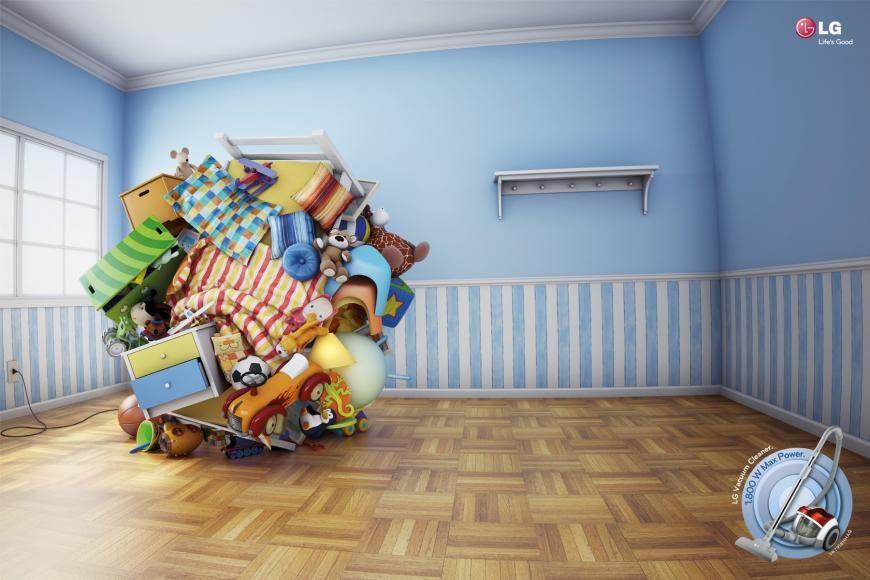 LG: Bedroom