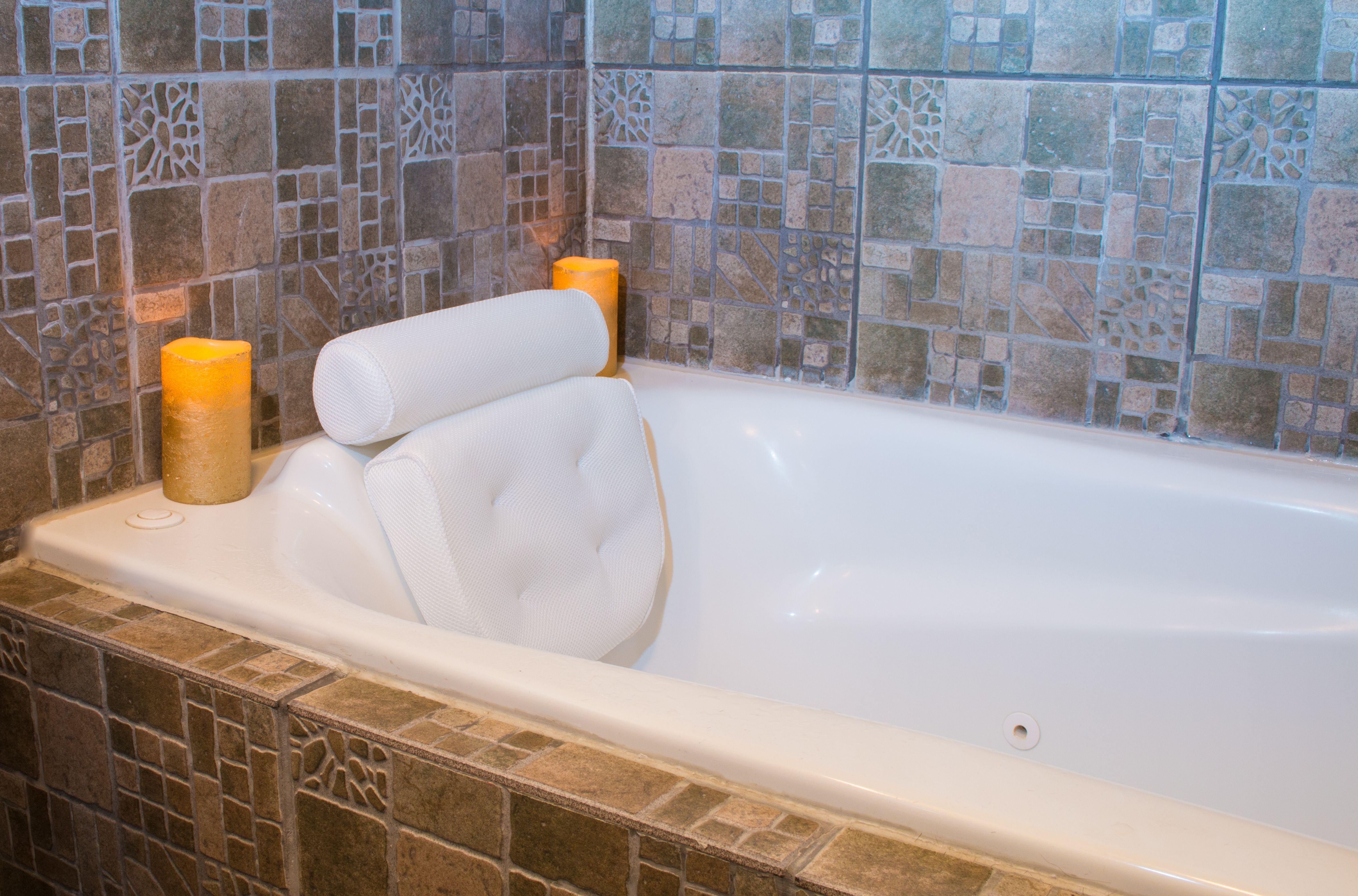 Posh Bath Ultra Comfort Bath Pillow The best bath pillow on the ...