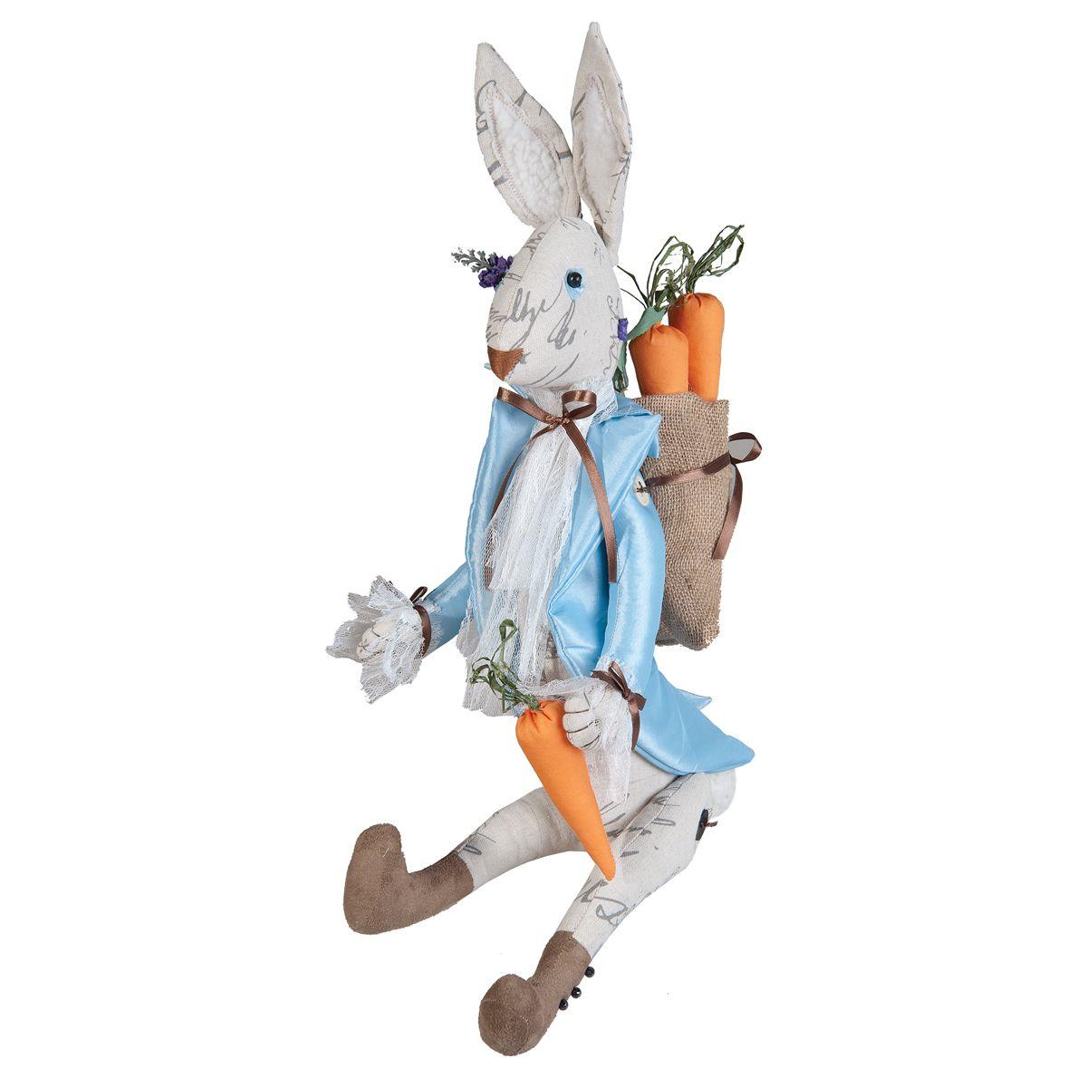 "#GallerieII ""Benson"" Easter Rabbit Figure"