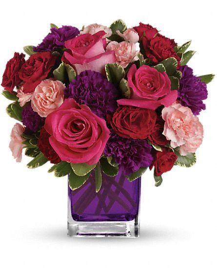 Bejeweled Beauty By Teleflora Flowers Flores De Pascoa Flores