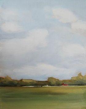 Carolina Farmland by Alice Houston