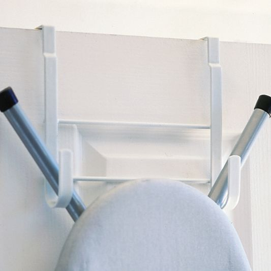 Bon Howards Storage World | Over The Door Ironing Board Holder