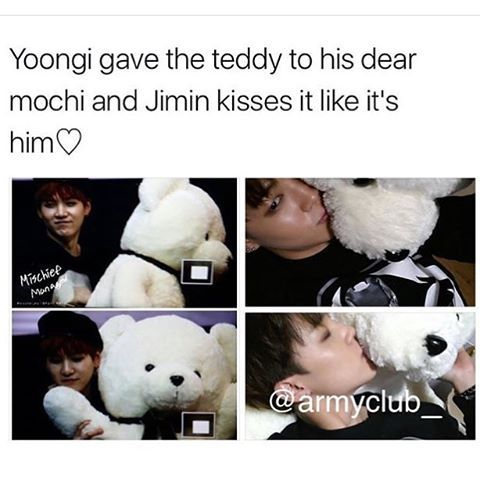 Tell me yoonmin isn't real  Come at me  When people ship tae