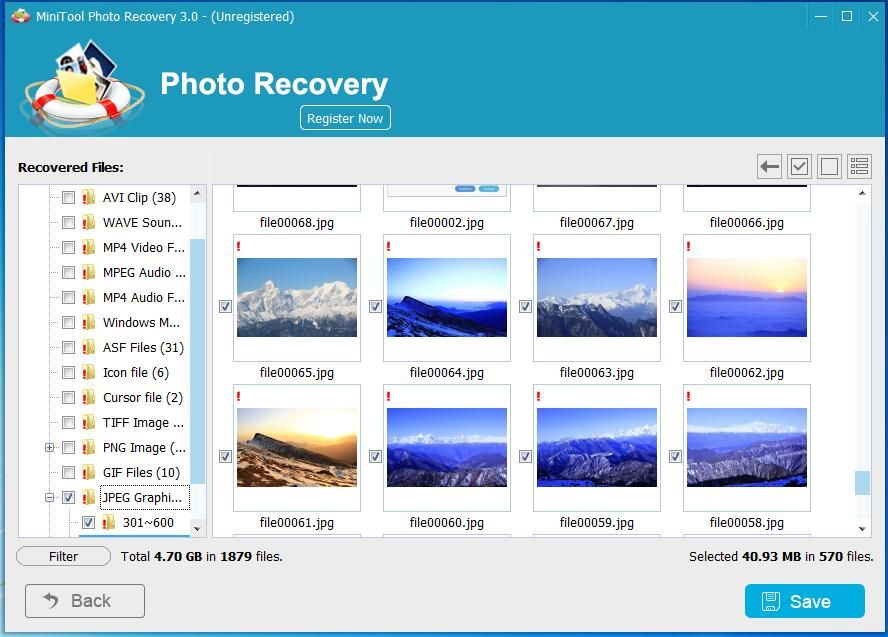 How to recover photos from digital camera memory card