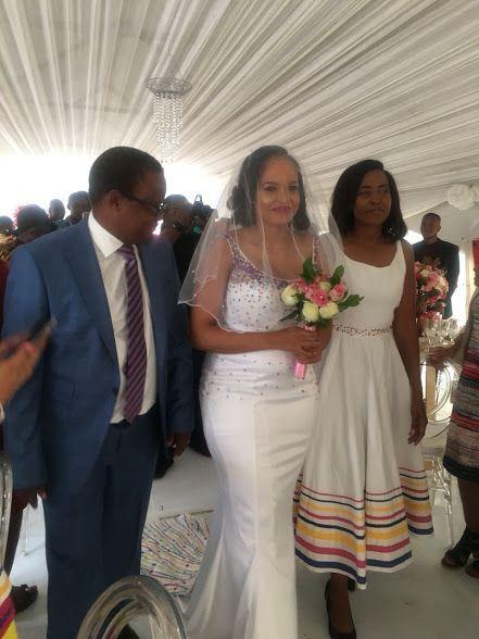 7aa660c34dd An elegant tswana pedi wedding with dresses by rich factory south ...