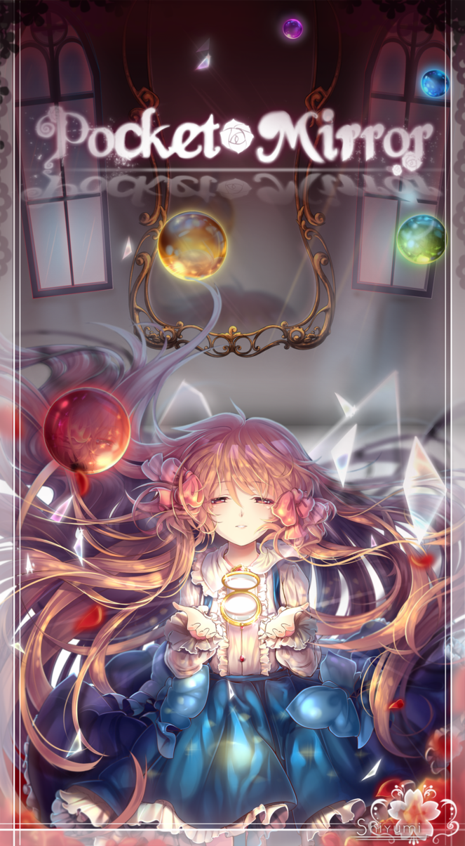 Rika Kaminofen Comet Pocket Mirror Rpg By Shiyumichan Pocket Mirror Rpg Rpg Horror