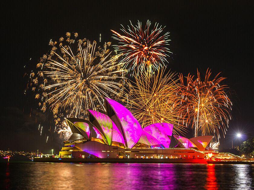 New Year's Eve in Sydney Voyage with Azamara Club Cruises