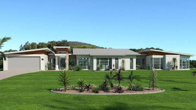 Prestige house designs acreage - House and home design