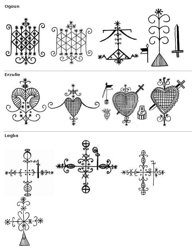 Erzulie Veve Le Vv Derzulie Freda Watercolor Tattoo Ideas