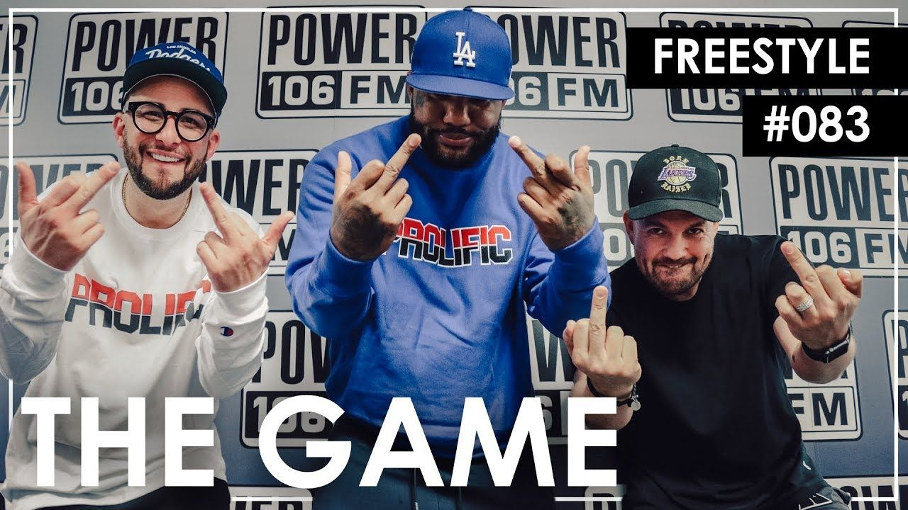 """The Game Freestyles over """"Old Town Road"""", """"Go Loko"""", Tupac"""
