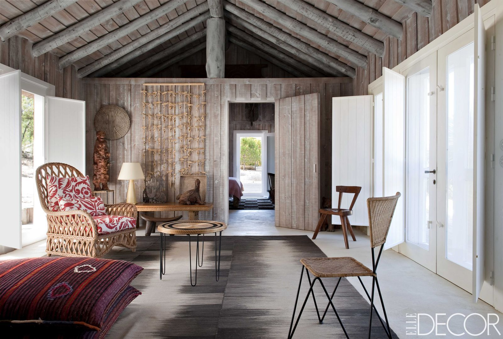 5 casas de verano con un diseño inspirador Decoración de
