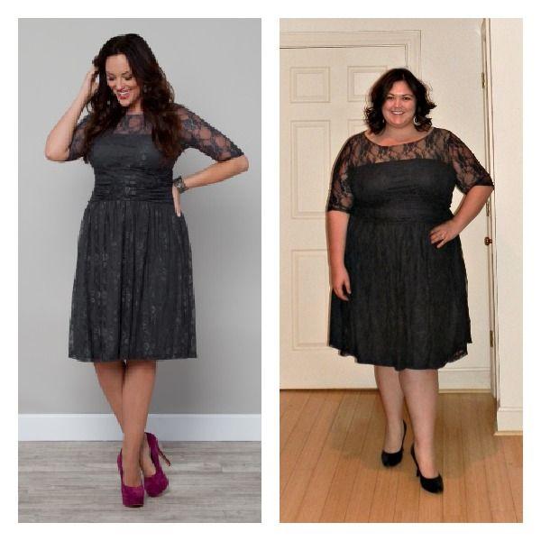 Plus size dress kiyonna dresses