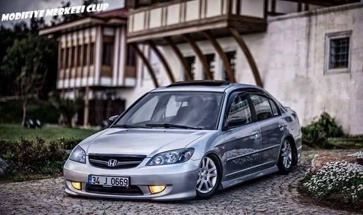 Honda Civic 2004 S Jdm Pinterest Photos Import Cars