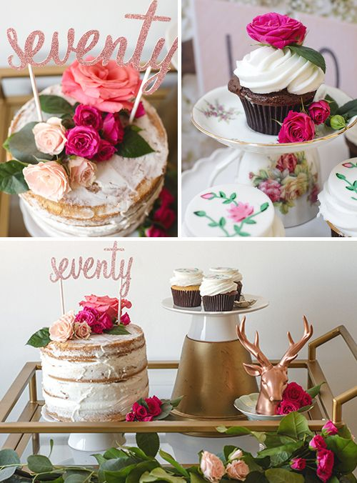 Cake and decor ideas for  whimsical th birthday party also nanny rh pinterest