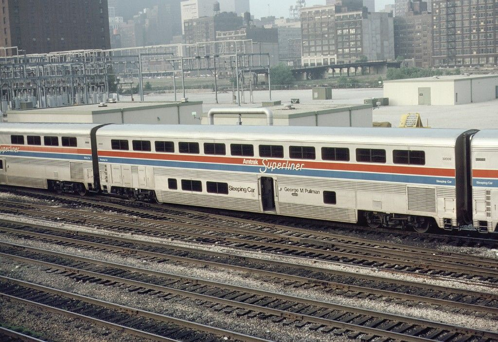 Amtrak Superliner Car 2900 Amtrak Train Car