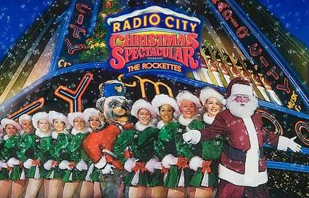 1960s Radio City Christmas Spectacular The Rockettes New