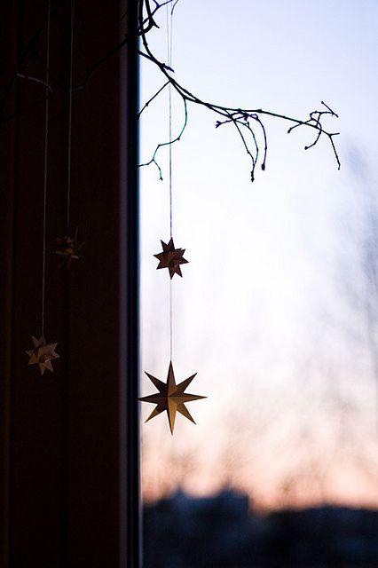 christmas window by DoKo., via Flickr