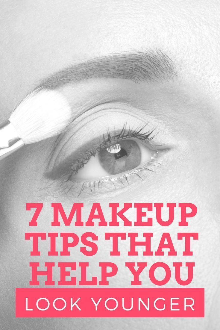 7 Anti-Aging Makeup Tips That Help You Look Younger | Mom Fabulous