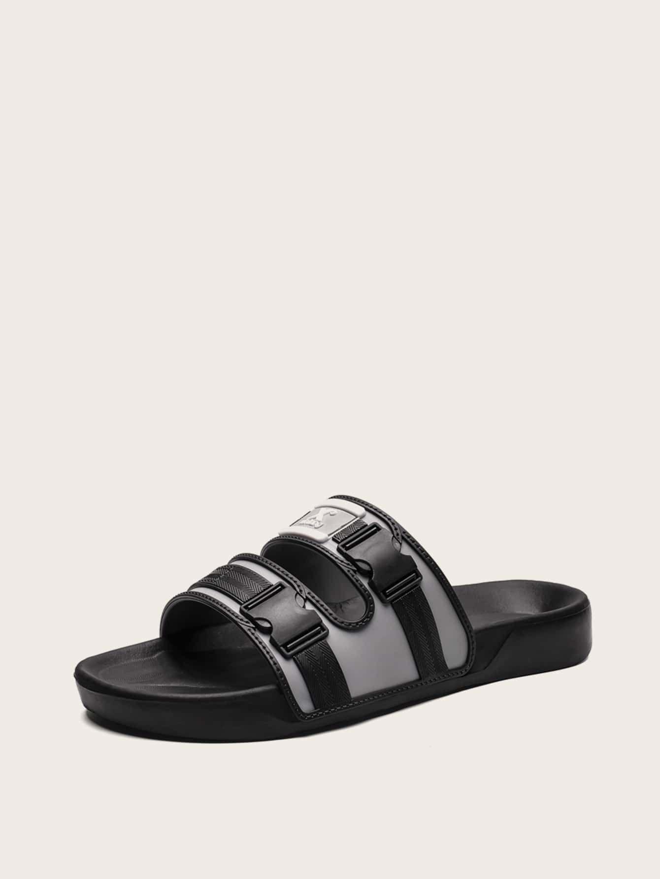 Men Open Toe Wide Fit Sandals #Ad , #Ad