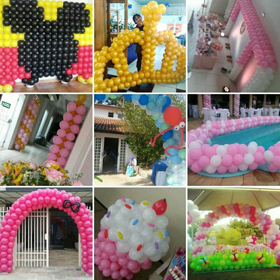 BaloArtes (35) 98705-6428 Poços de Caldas -MG  sua imaginaçao em balões!!!